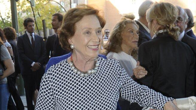 Muere Carmen Franco