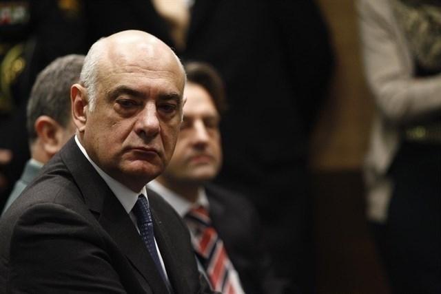 El comisario principal Enrique Barón, ahora destituido tras ejercer como máximo responsable de la lucha antiterrorista desde enero de 2012.