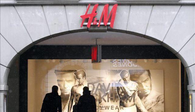 H&M se hunde en bolsa a mínimos desde 2009.