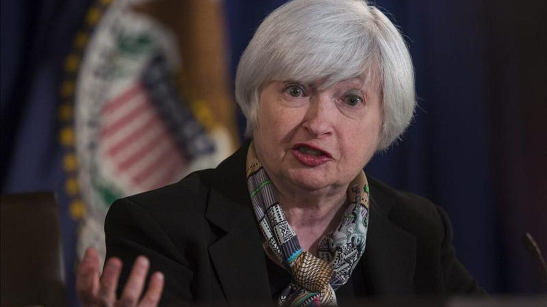 Yellen se despide tras completar el año con más subidas de tipos en una década.