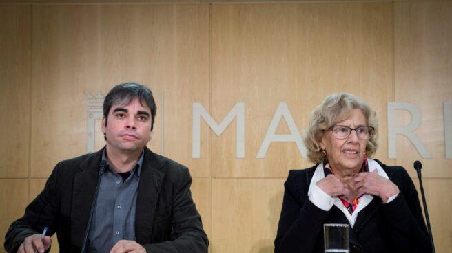 Jorge García Castaño: el elegido de Carmen para lidiar con Montoro.