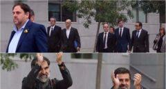 Los independentistas se echan al monte y apelan al fascismo de la decisión del juez