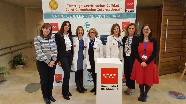 Centro Alzheimer Fundación Reina Sofía