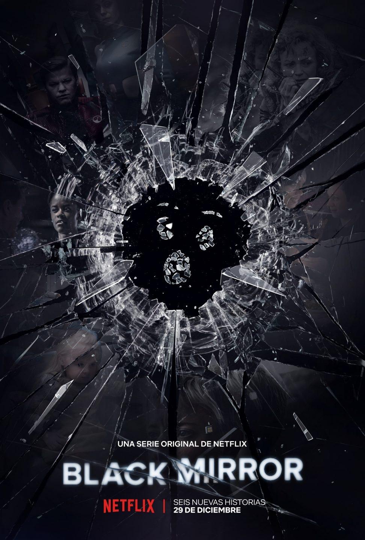 Black Mirror retrata un inquietante futuro en su cuarta temporada