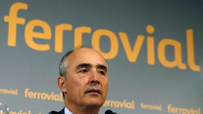 Rafael del Pino, presidente de Ferrovial.