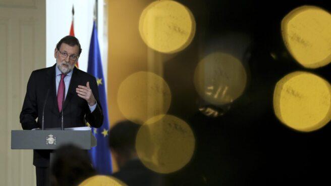 Mariano Rajoy hace balance de 2017.