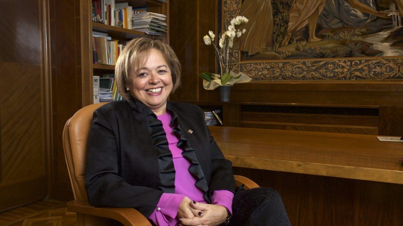Rosa Menéndez, primera presidenta del CSIC