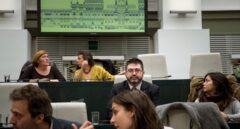 Los concejales de IU dejaron solo a Sánchez Mato en su rechazo al plan de Carmena