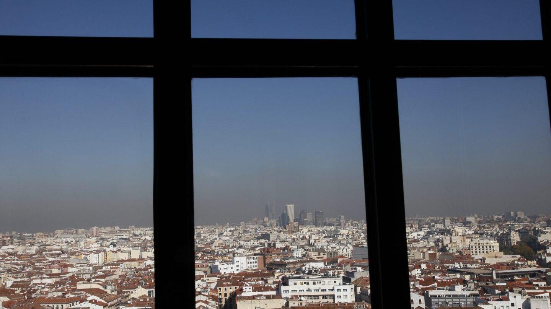 Así influye la contaminación en las urgencias respiratorias en Madrid.
