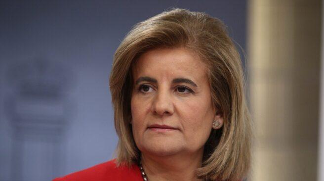 La ex ministra de Empleo, Fátima Báñez.