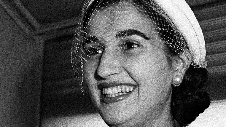 Carmen Franco Polo, en una foto de archivo.
