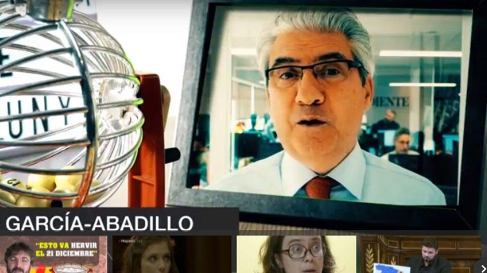 La Lotería del 21-D: Casimiro García-Abadillo.