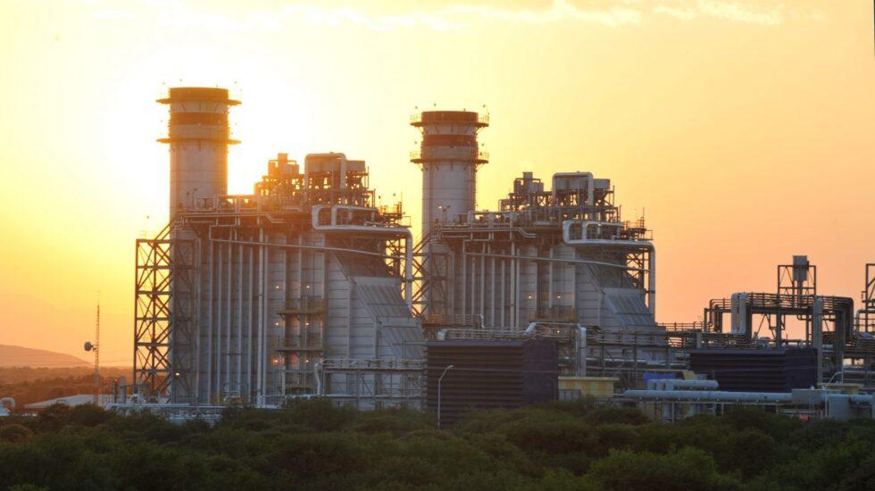 Central de ciclo combinado de Gas Natural Fenosa.