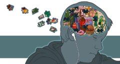 Los efectos de las bebidas energéticas y la comida basura en el cerebro de los jóvenes.