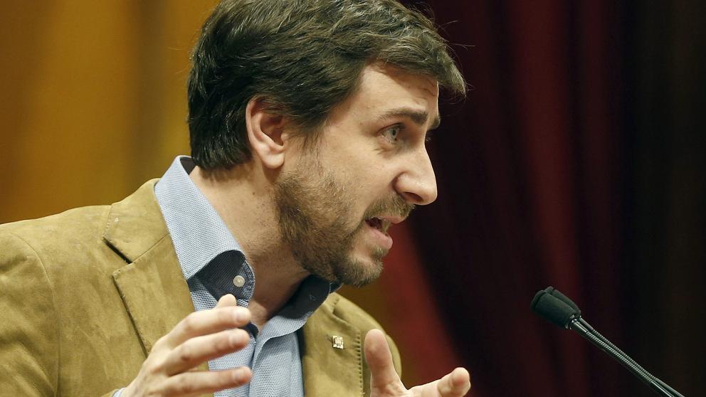 Comín acusa al Gobierno español de ser franquista.
