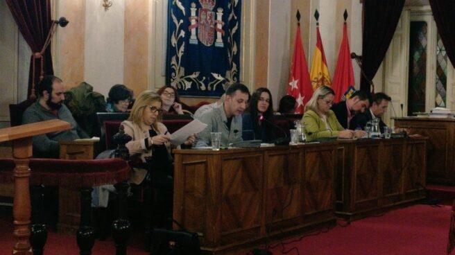 Ediles de Somos Alcalá de Henares.