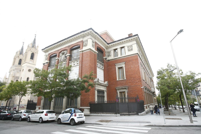 Edificio de la RAE