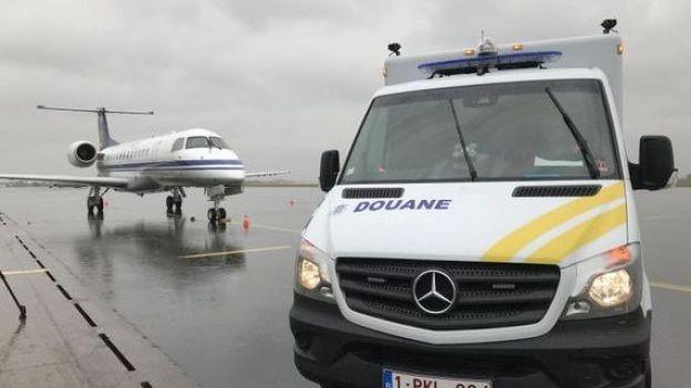 Bruselas adquiere un escáner de rayos X que permite 'radiografiar' aviones enteros.