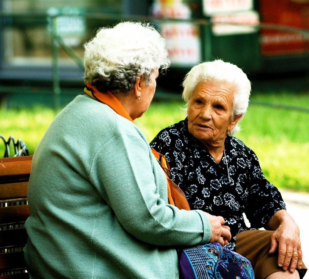 España es el país de la OCDE con más pensiones de viudedad.