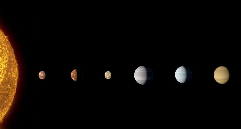 Google identifica un planeta gracias a su inteligencia artificial