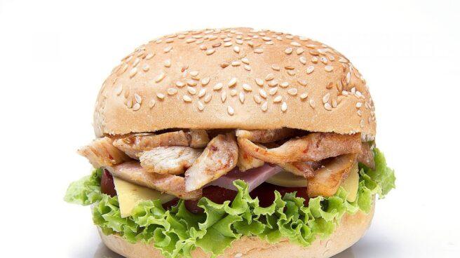 Kebab hamburguesa