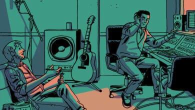 La encrucijada creativa del cómic y el rock