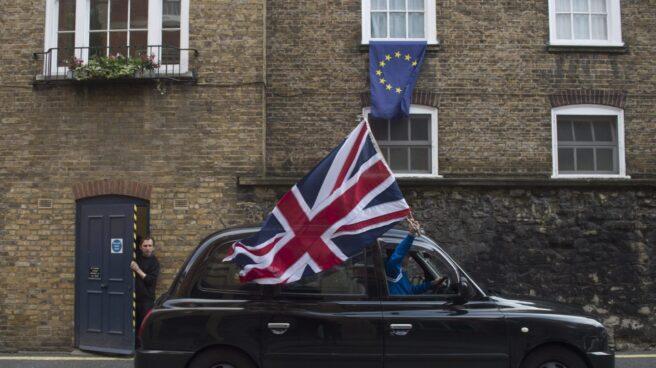 El periodo de transición del Brexit terminará en 2020.