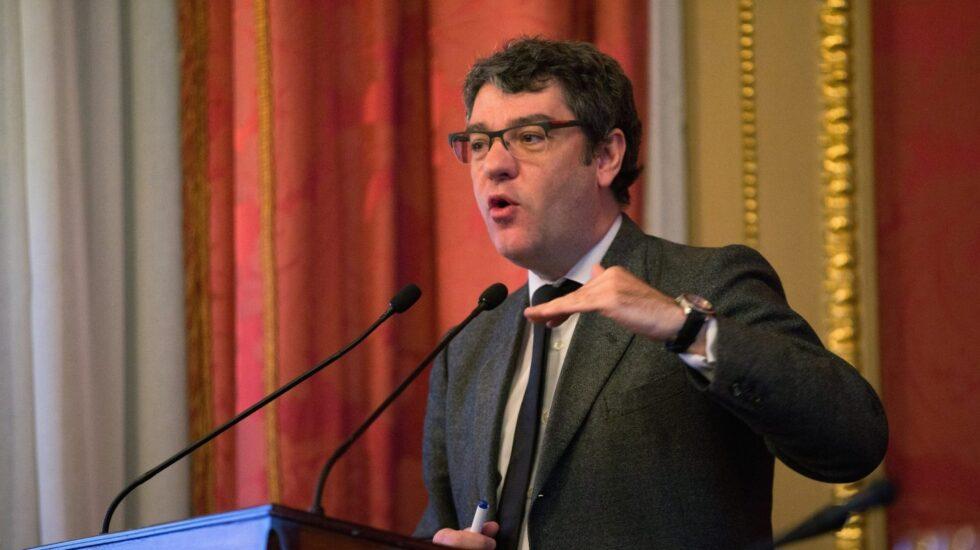 El ministro de Energía, Álvaro Nadal.