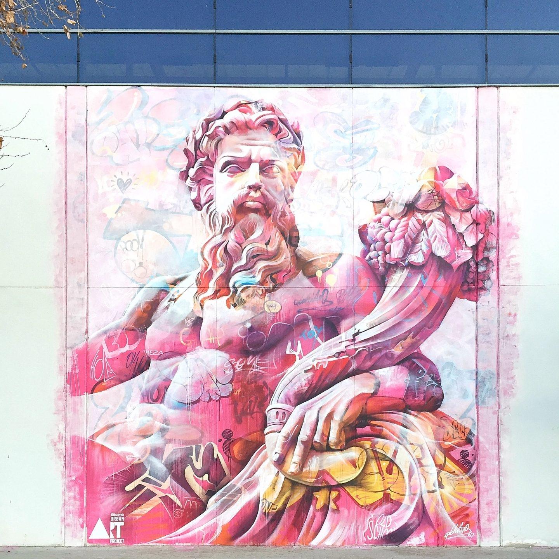 Pichi&Avo en la Facultad de Bellas Artes San Carlos - Campus de Vera (Valencia)