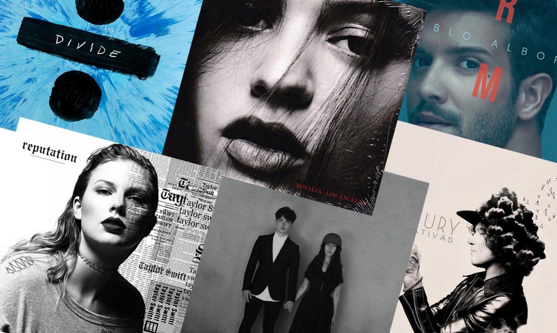 mejores discos de 2017