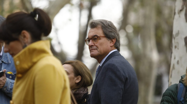 El ex president de la Generalitat Artur Mas.