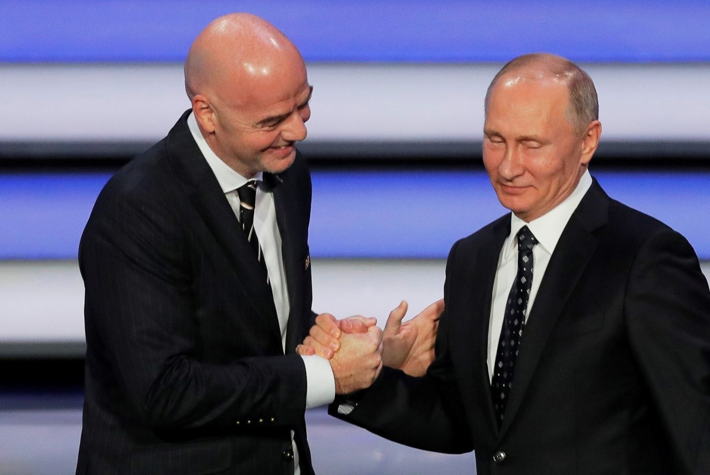 España se medirá a Portugal, Irán y Marruecos en la fase de grupos del Mundial de Rusia