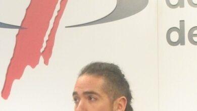 El perfil de Rodrigo Lanza, el agresor del hombre que llevaba tirantes con la bandera de España