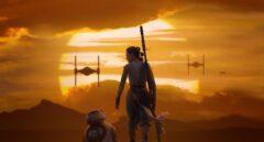Fotograma de El despertar de la fuerza, de la saga Star Wars, propiedad de Disney. La compañía acaba de comprar 21st Century Fox, una alianza que plantea amenazas para Netflix.