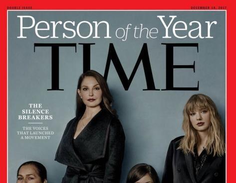 MeToo, personaje del año 2017 para Time.