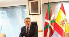 El Delegado del Gobierno el País Vasco, Javier De Andrés.