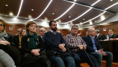 Condenados tres exdirigentes del PNV por liderar una trama de cobro de comisiones