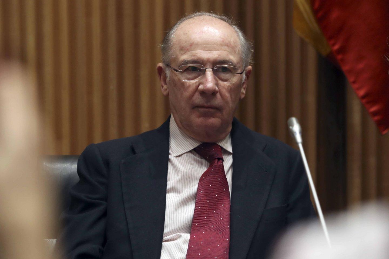 El ex vicepresidente económico Rodrigo Rato, ha cargado contra Guindos, Montoro, Báñez y Catalá