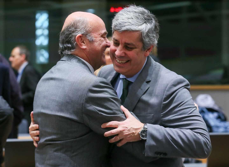 Rajoy da luz verde a Guindos para optar a la vicepresidencia del BCE.
