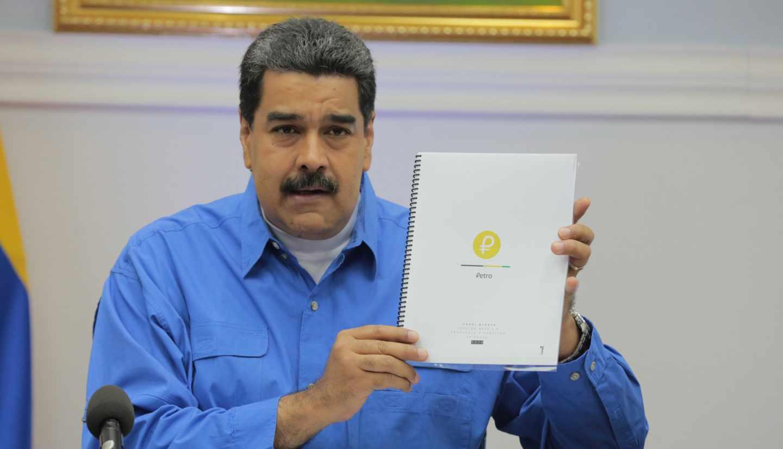 Venezuela empezará a vender su criptodivisa petro el 20 de febrero.