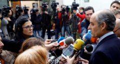 Génova calla sobre Camps y el PP valenciano le abre expediente... por la Fórmula 1
