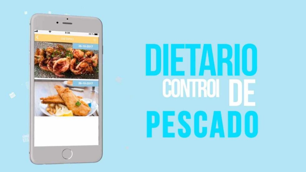 Fish and Health, una 'app' con razones, ideas y recetas para comer más pescado.