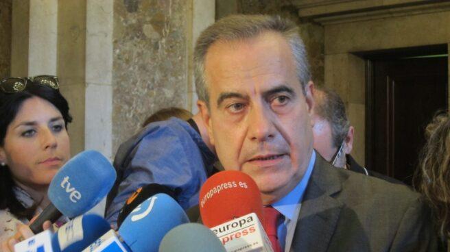 El ex ministro de Trabajo e Inmigración con Zapatero, Celestino Corbacho.