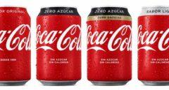 Coca-Cola renueva su imagen para volverse más roja que nunca
