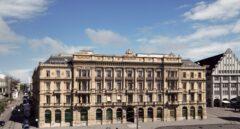 Sede de Credit Suisse en Zurich.
