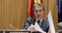El ministro de Fomento, Iñigo de la Serna, en el Congreso.