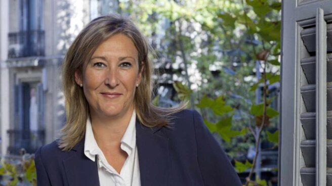 Sonia Gumpert, anterior decana del Colegio de Abogados de Madrid y agredida presuntamente por Alejandro Pintó la noche electoral.