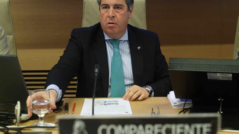 Gregorio Serrano (DGT) comparece en el Congreso tras el caos en la AP-6.