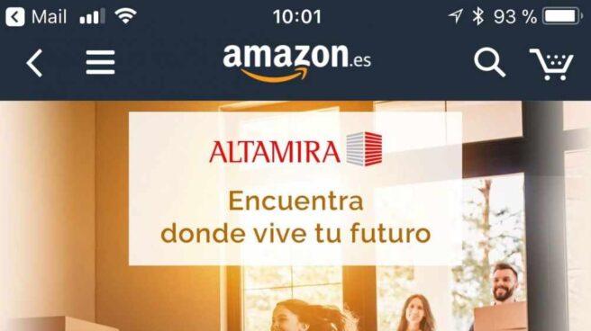 Viviendas en venta de Altamira en Amazon.