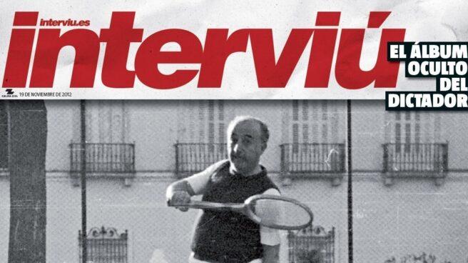 Portada de Franco de Interviú.